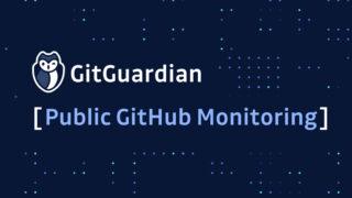GitGuardian for Public GitHub Monitoring